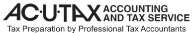 AC-U-TAX Accounting & Tax Service